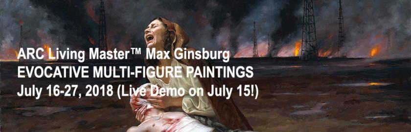 Max Ginsburg Workshop