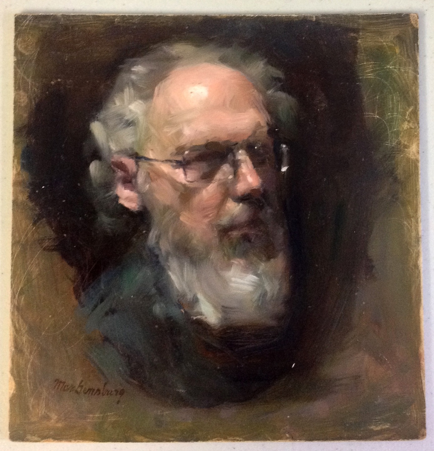 Max Ginsburg __Scientist__